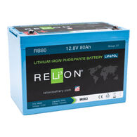 RELiON RB80 12V 80Ah Lithium Battery