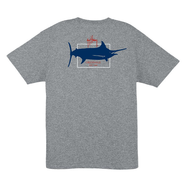 Guy Harvey Men's Classic Logo T-Shirt