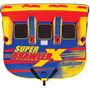 Gladiator Super Brawler X 3-Person Towable Tube