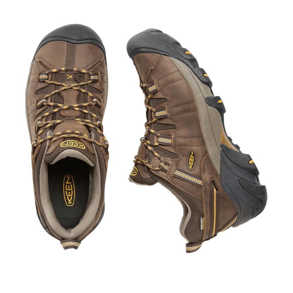 d1ff953e25e KEEN Men's Targhee II Waterproof Low Hiking Shoe