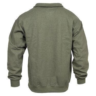 Mossy Oak Men's Cadet Quarter-Zip Pullover