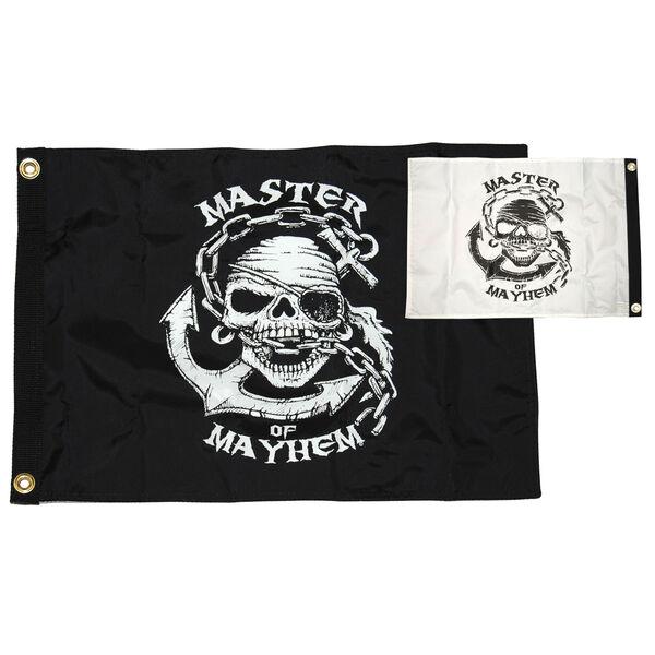 """Master of Mayhem, 12"""" x 18"""""""