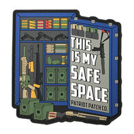 Patriot Patch Safe Space 2.0 Patch