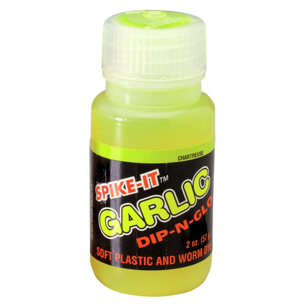 Spike-It Garlic Dip-N-Glo Lure Dye
