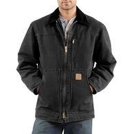 Carhartt Sandstone Ridge Coat, Sherpa Lined