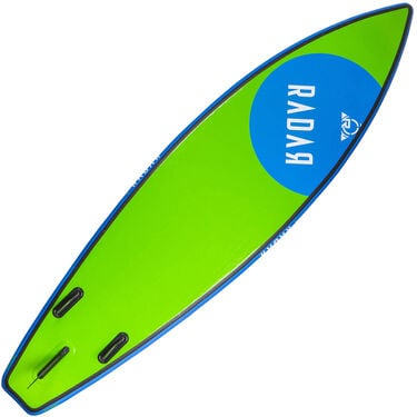 """Radar Zephyr 10'5"""" Inflatable Stand-Up Paddleboard With Bag"""