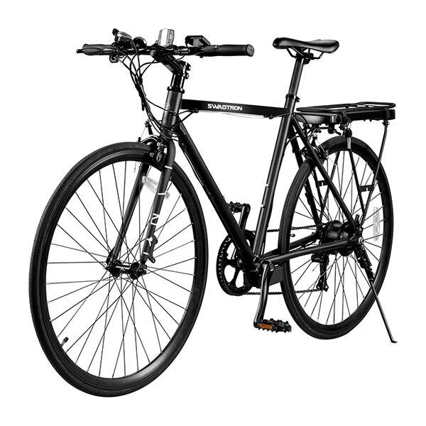 Swagtron EB-12 E-Bike, Black