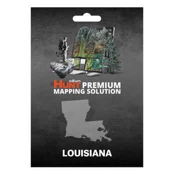 onXmaps HUNT GPS Chip for Garmin Units + 1-Year Premium Membership, Louisiana