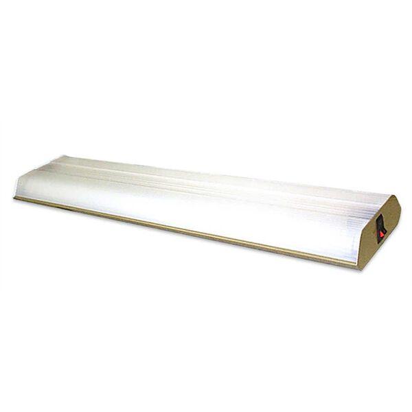 Thin-Lite Fluorescent Light Fixture #138
