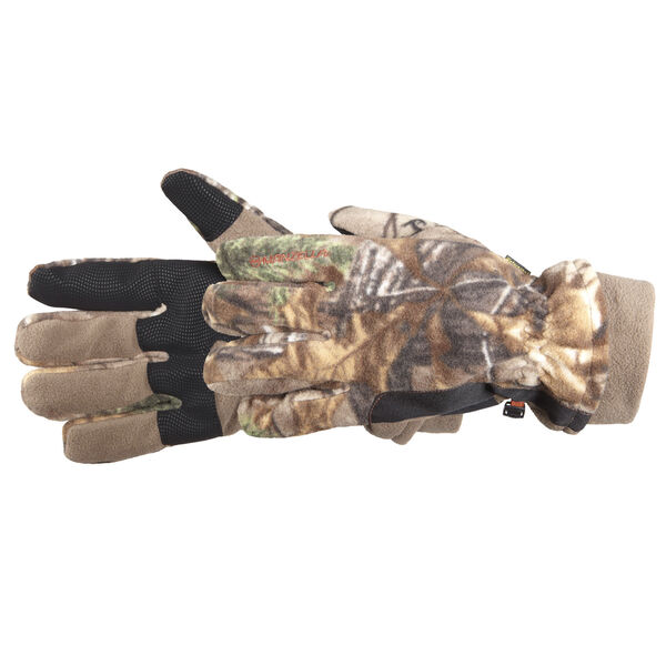 Manzella Men's Stealth Hunter Waterproof Fleece Glove