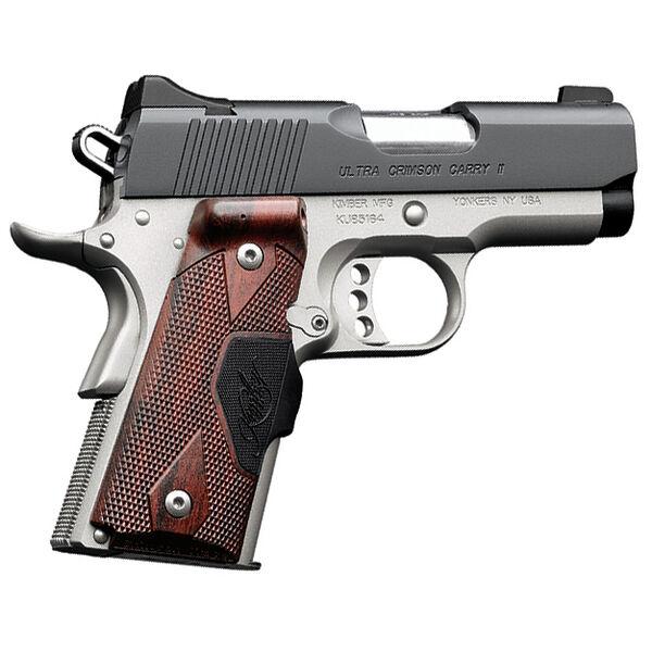 Kimber Ultra Crimson Carry II Handgun