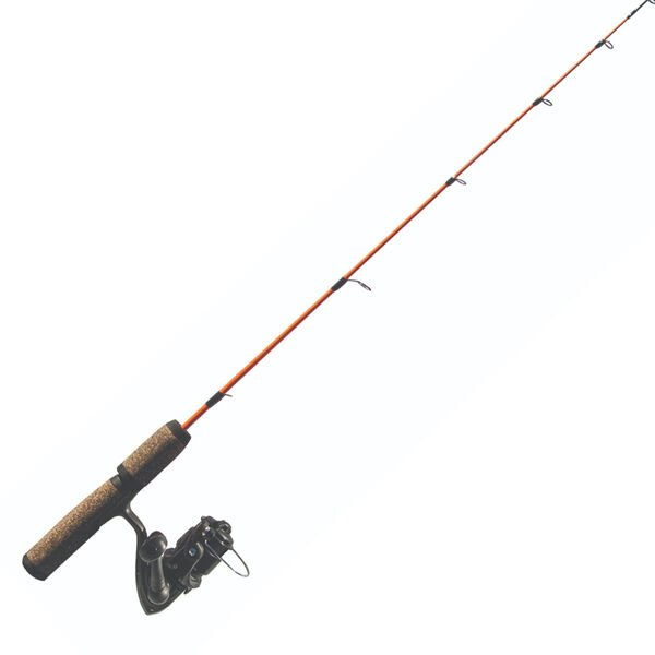 Frabill Arctic Fire Spinning Ice Rod And Reel Combo