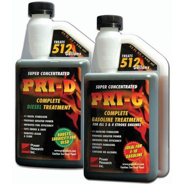 PRI-D Complete Diesel Treatment