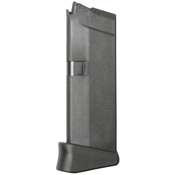 Glock 43 Pistol Magazine with Extension, 6-Round