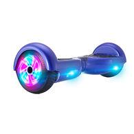 GlareWheel M2 Hoverboard Light Up Wheels Build In Bluetooth Speaker