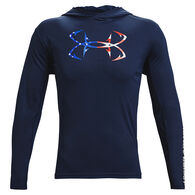 Under Armour Men's Iso-Chill Freedom Hook Hoodie
