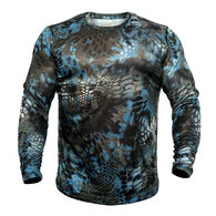 Kryptek Men's Hyperion Long-Sleeve Crew Tee