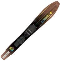 Connelly Big Daddy Slalom Men's Waterski, Front Adjustable Binding/Rear Toe Strap