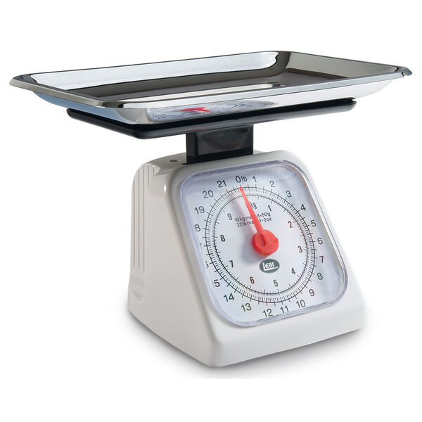 LEM 22-lb. Capacity Food Scale