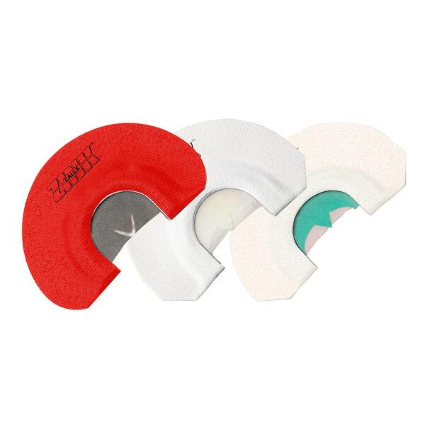 Zink Triple Pak Diaphragm Calls, 3-Pack