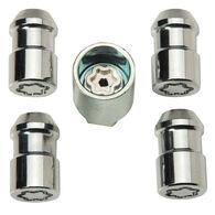McGard Trailer Wheel Lock Lug Nut, 4 locks for dual axle trailers
