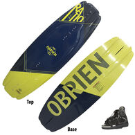 O'Brien Ratio Wakeboard With Clutch Bindings