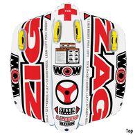 WOW Zig Zag Towable Tube