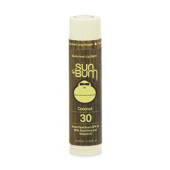 Sun Bum Coconut Lip Balm, 30 SPF