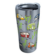 Tervis® Stainless Steel Tumbler, 20 oz. Retro Camping