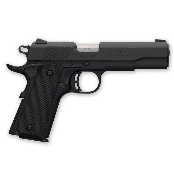 Browning Black Label 1911-380 Handgun