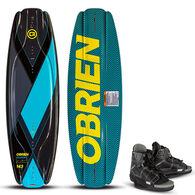 O'brien Clutch Wakeboard With Clutch Bindings