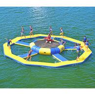 RAVE Spin Wheel With Bongo 13 Bounce Platform