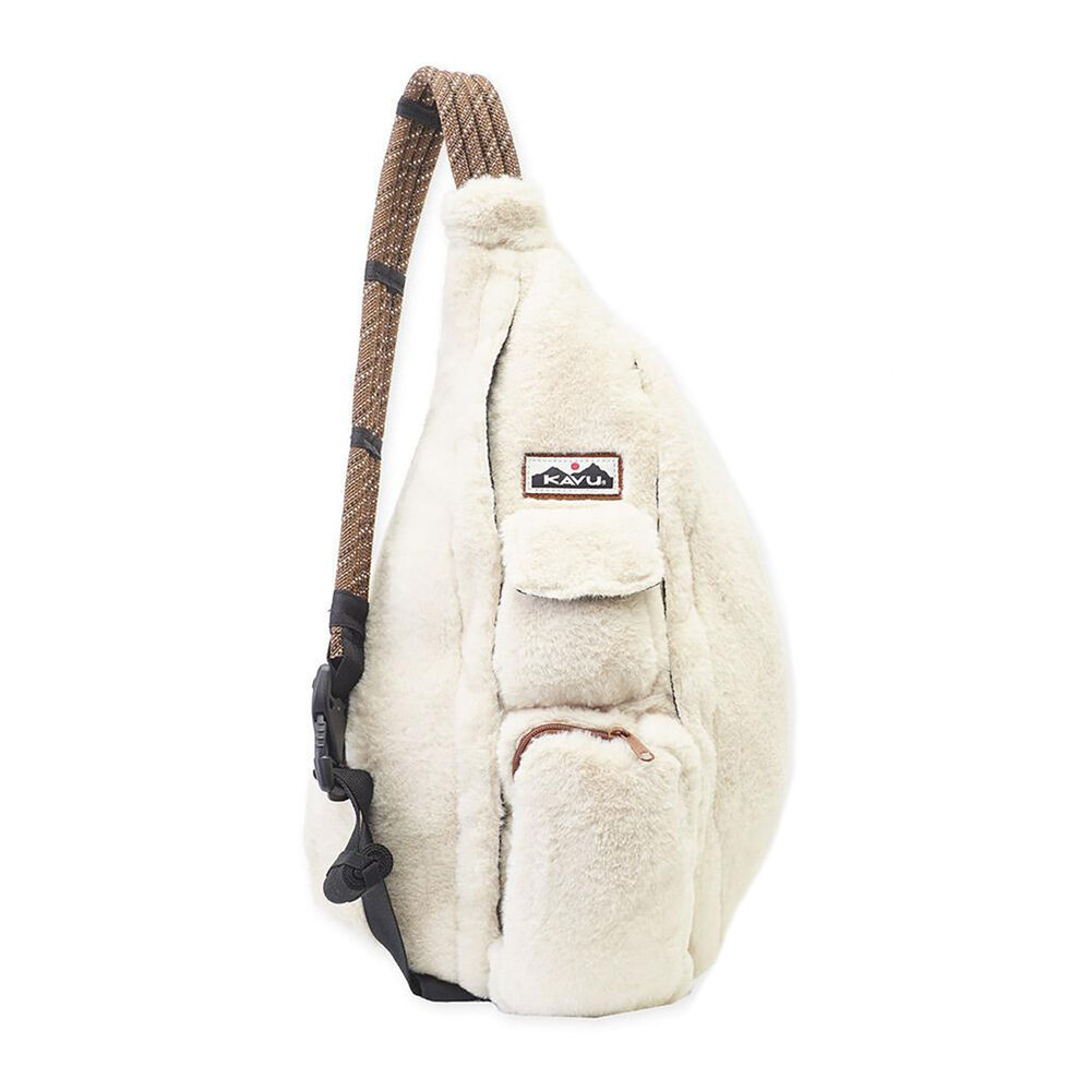 74d82c0273 KAVU Rope Fuzz Sling Bag