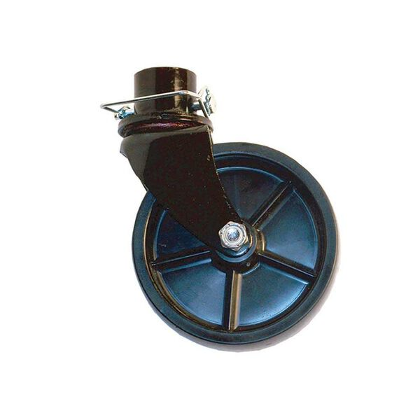 "Tongue Jack 2 1/4"" Caster Wheel"