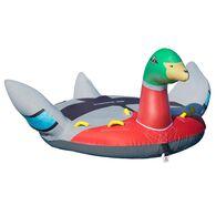 Solstice Mallard Duck 2-person Towable tube