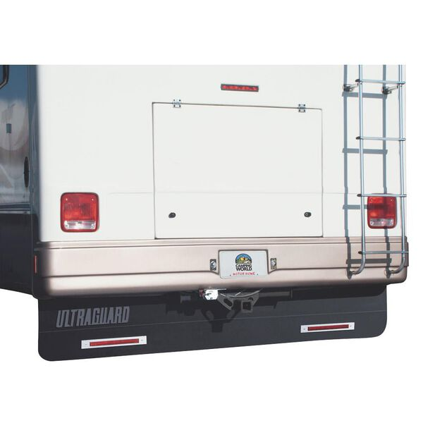"""Smart Solutions Ultra Guard Rock Tow Guard for Motorhomes, 16"""" X 94"""""""