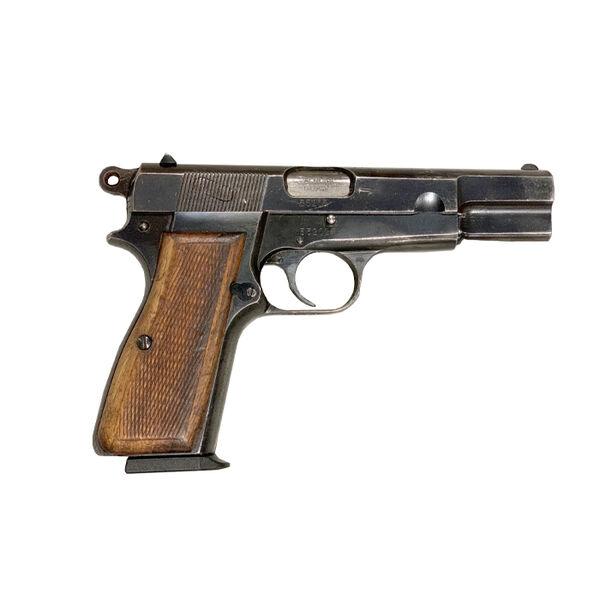 Used Browning Hi-Power FN Thumbprint Edition, 9mm