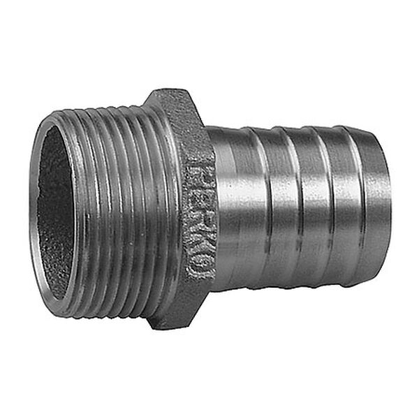 Perko Straight Pipe To Hose Adapter, 2""