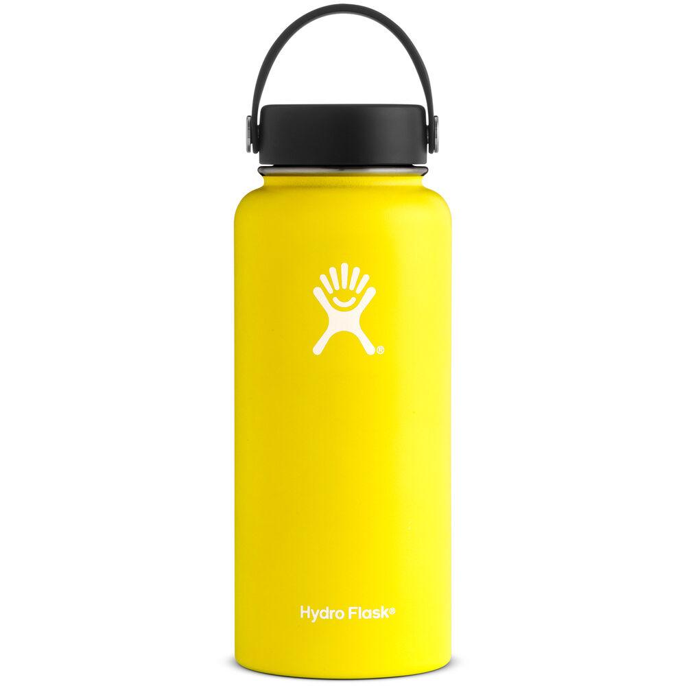 6dc5f6c740 Hydro Flask 32 Oz. Vacuum-Insulated Wide Mouth Water Bottle | Gander ...