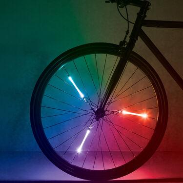 Spin Brightz Bicycle Spoke Lights, Multi