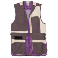 Browning Women's Trapper Creek Mesh Shooting Vest