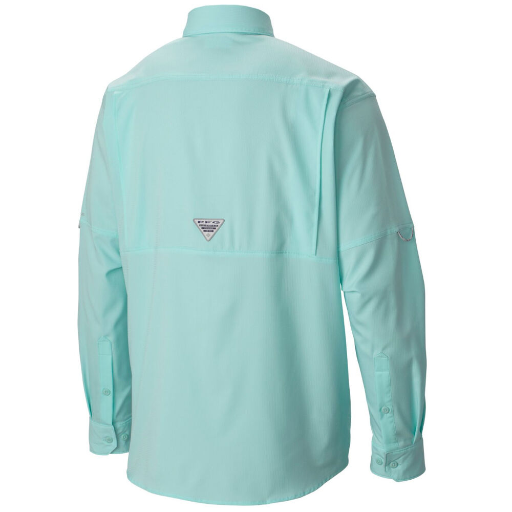 d310dd07a0c Columbia Men's PFG Low Drag Offshore Long-Sleeve Shirt | Gander Outdoors