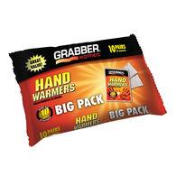 Grabber Hand Warmers, 10 Pk.