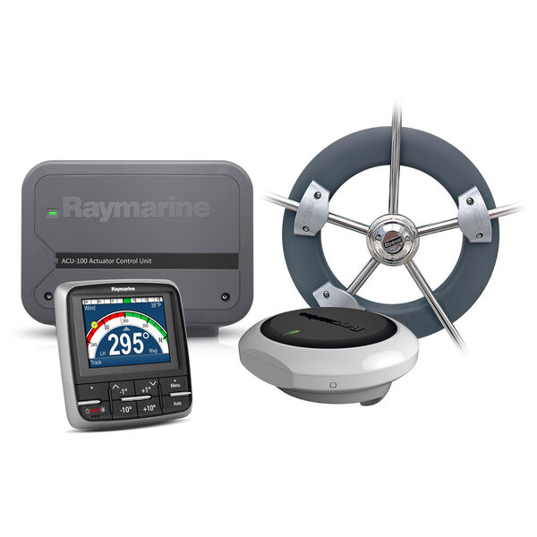 Raymarine EV-100 Wheel Evolution Autopilot