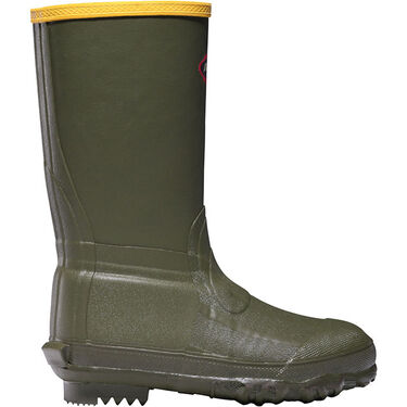 """LaCrosse Youth Lil Burly 9"""" Rubber Boot"""