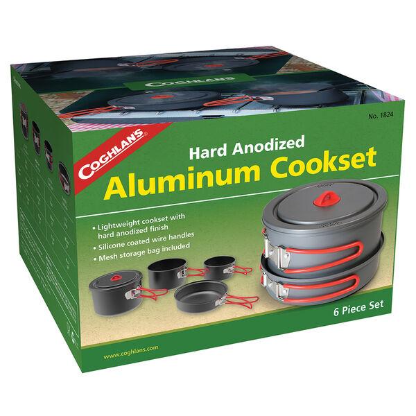 Coghlan's Hard Anodized Aluminum Cook Set