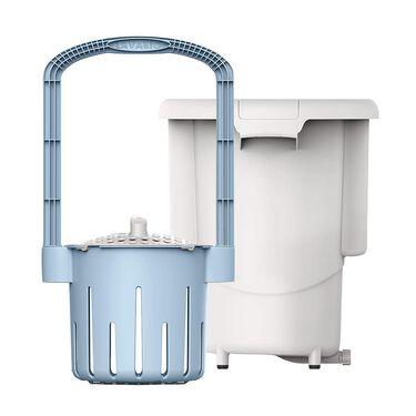 Lavario Portable Clothes Washer (Manual Non-Electric Portable Washing Machine for Camping, Apartments, RV's, Delicates)