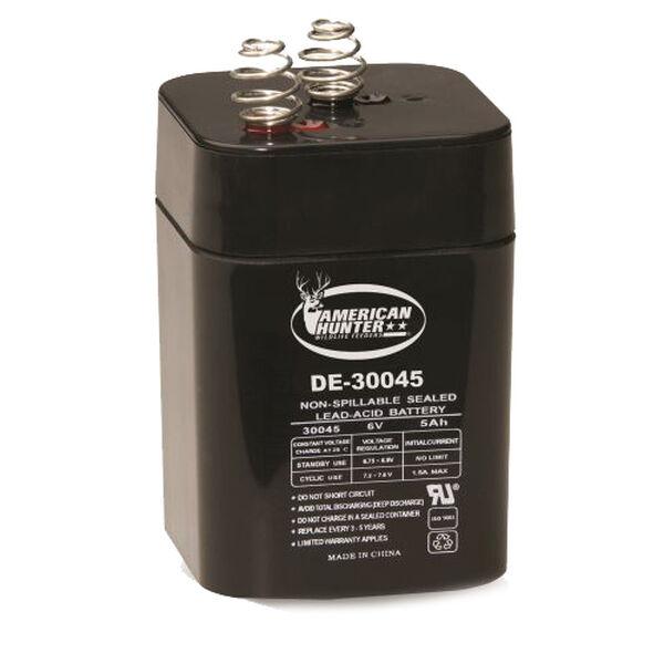 American Hunter 6 Volt 5 Amp HR Lantern Rechargeable Battery