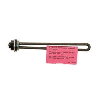 Element & Gasket, Heating, Screw-In, 120 VAC, 1440 Watt, DSI& Pilot Series, w/H