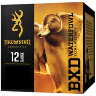 "Browning BXD Waterfowl Shot Shells, 12-Ga., 3"", #4 Shot, 25 Rounds"